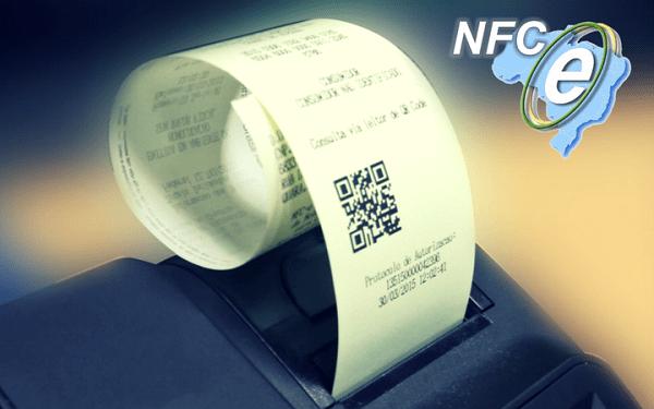 sistema para emissão de nfc-e