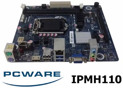 PCWare IPMH110P Drivers