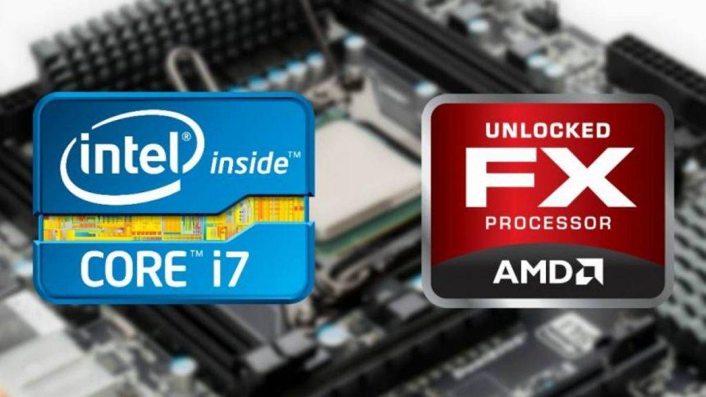 AMD já ameaça seriamente reinado da Intel em processadores gamers, diz pesquisa