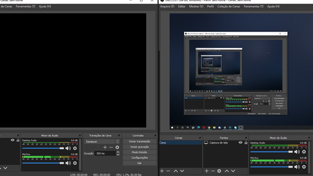 OBS Studio Tela Preta Intel HD 4000 Windows 10 (Solução) 2020 post thumbnail